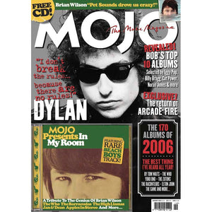 Mojo Magazine Issue 158 (January 2007) - Bob Dylan