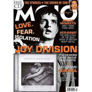 Mojo Magazine Issue 159 (April 2007) - Joy Division