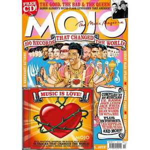 Mojo Magazine Issue 163 (June 2007)