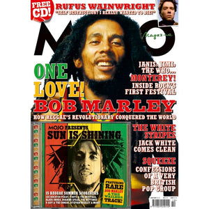 Mojo Magazine Issue 164 (July 2007) - Bob Marley