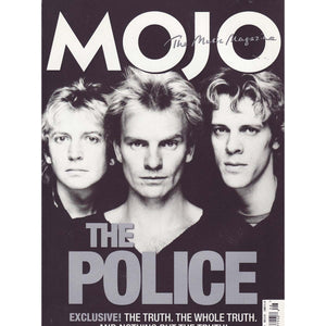 Mojo Magazine Issue 165 (August 2007) - The Police