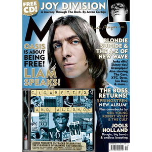 Mojo Magazine Issue 168 (November 2007) - Liam Gallagher/Oasis