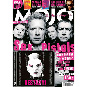 Mojo Magazine Issue 176 (July 2008) - Sex Pistols