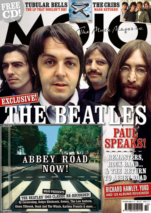 Mojo Magazine Issue 191 (October 2009) - The Beatles