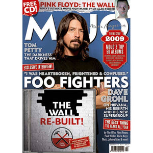 Mojo Magazine Issue 194 (January 2010) - Dave Grohl/Foo Fighters