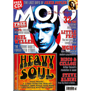 Mojo Magazine Issue 198 (May 2010) - Paul Weller