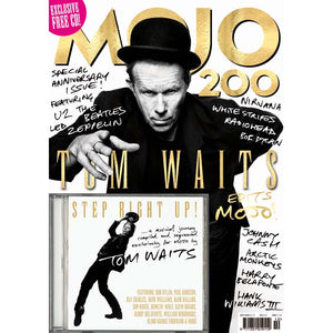 Mojo Magazine Issue 200 (July 2010) - Tom Waits