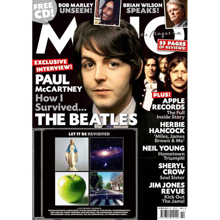 Mojo Magazine Issue 203 (October 2010) - Paul McCartney