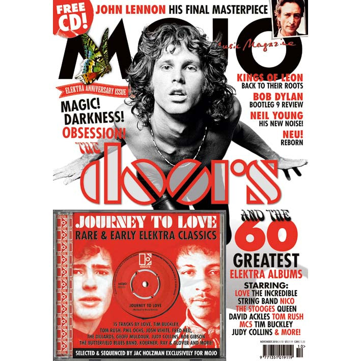 Mojo Magazine Issue 204 (November 2010) - The Doors