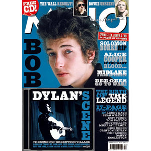 Mojo Magazine Issue 205 (December 2010) - Bob Dylan