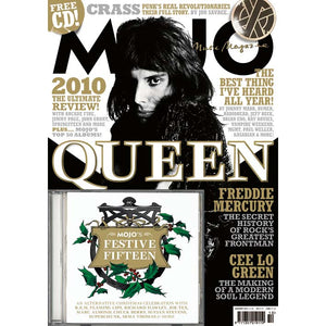 Mojo Magazine Issue 206 (January 2011) - Queen