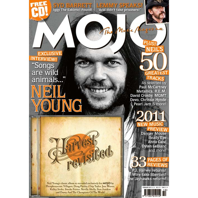 Mojo Magazine Issue 207 (February 2011) - Neil Young