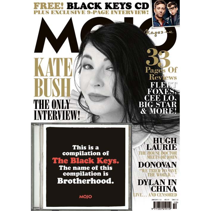 Mojo Magazine Issue 211 (June 2011) - Kate Bush