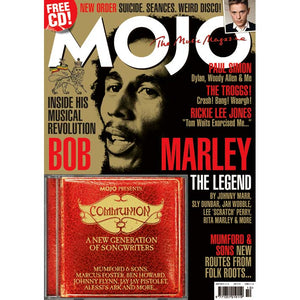 Mojo Magazine Issue 212 (July 2011) - Bob Marley