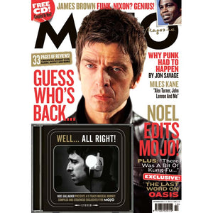 Mojo Magazine Issue 214 (September 2011)