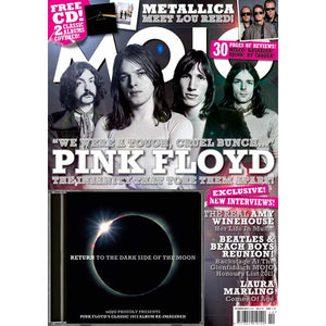 Mojo Magazine Issue 215 (October 2011)