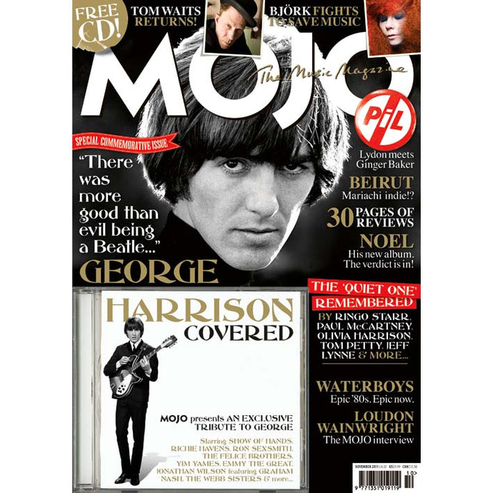 Mojo Magazine Issue 216 (November 2011)