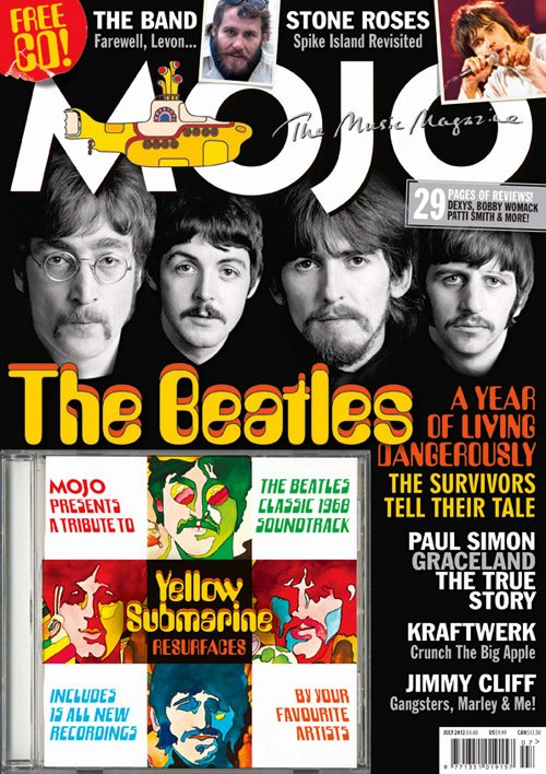 Mojo Magazine Issue 224 (July 2012)