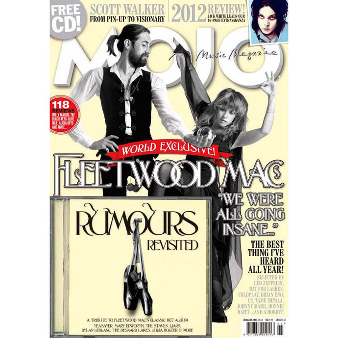 Mojo Magazine Issue 230 (January 2013) - Fleetwood Mac