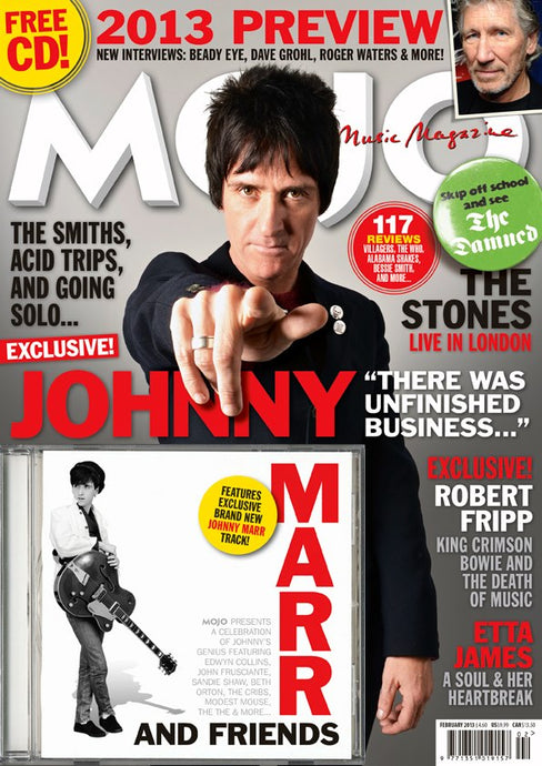 Mojo Magazine Issue 231 (February 2013)