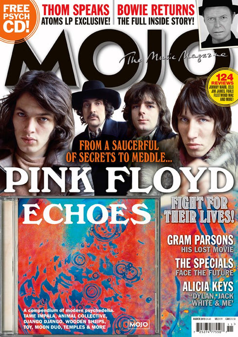 Mojo Magazine Issue 232 (March 2013)