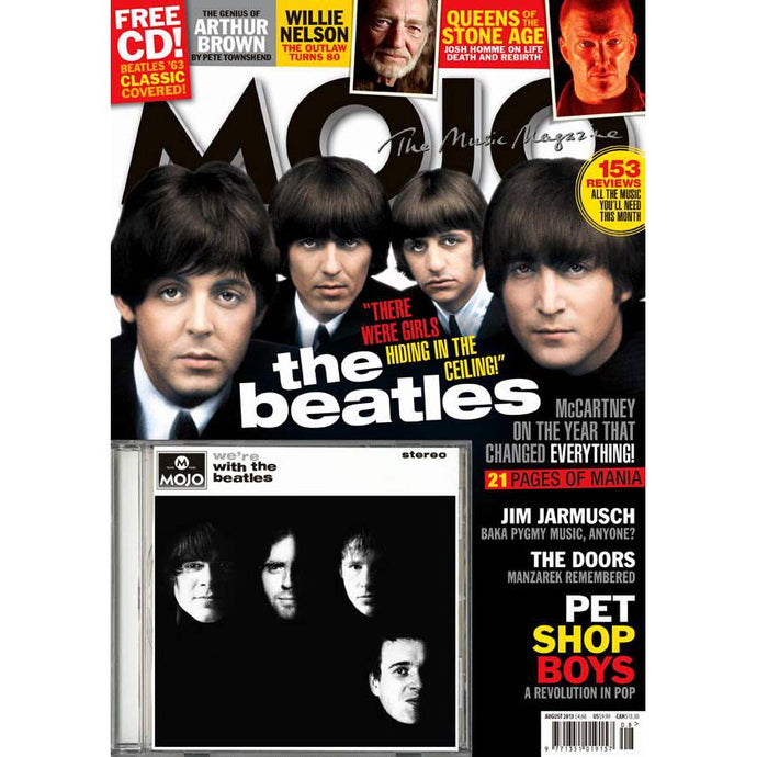 Mojo Magazine Issue 237 (August 2013) - The Beatles