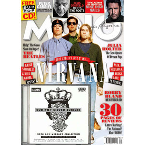 Mojo Magazine Issue 238 (September 2013) - Nirvana