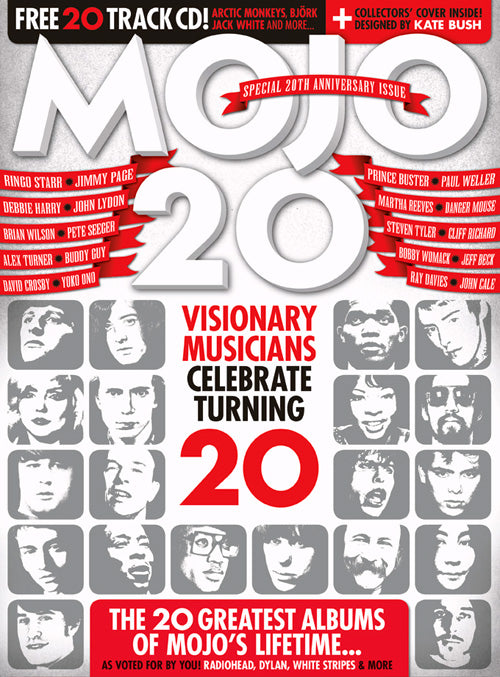 Mojo Magazine Issue 241 (December 2013)