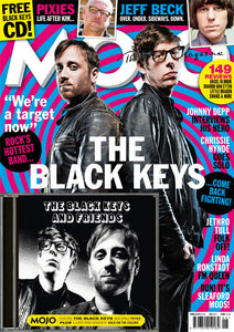 Mojo Magazine Issue 247 (June 2014) - Black Keys