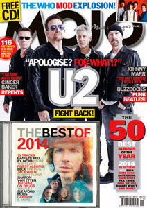 Mojo Magazine Issue 254 (January 2015)