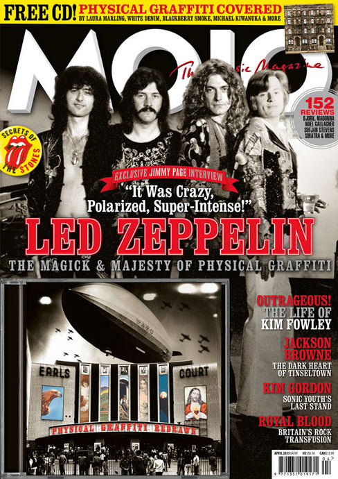 Mojo Magazine Issue 257 (April 2015)
