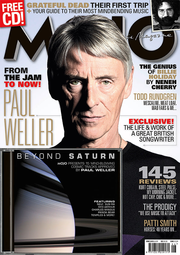 Mojo Magazine Issue 259 (June 2015)
