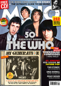 Mojo Magazine Issue 261 (August 2015)