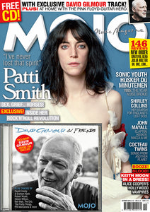 Mojo Magazine Issue 263 (October 2015) - Patti Smith
