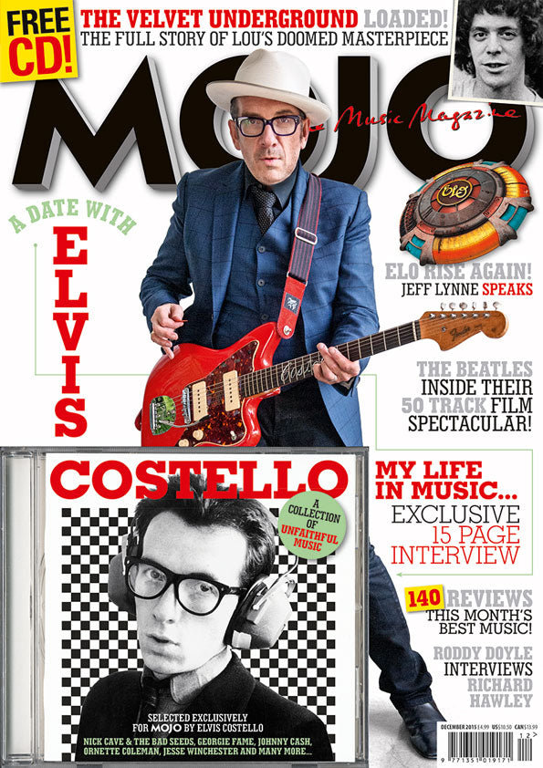 Mojo Magazine Issue 265 (December 2015)