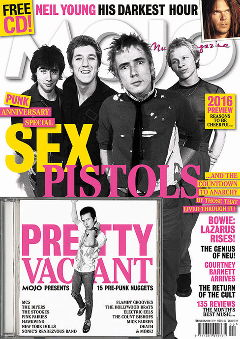 Mojo Magazine Issue 267 (February 2016)