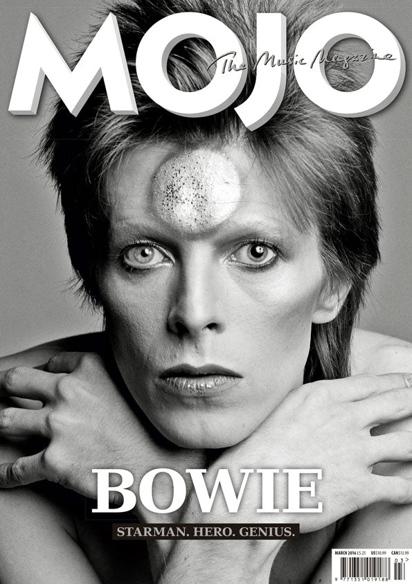 Mojo Magazine Issue 268 (March 2016)