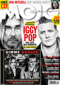 Mojo Magazine Issue 269 (April 2016)