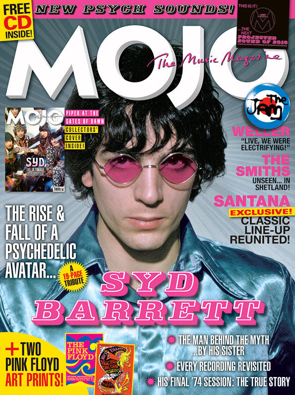 Mojo Magazine Issue 271 (June 2016)