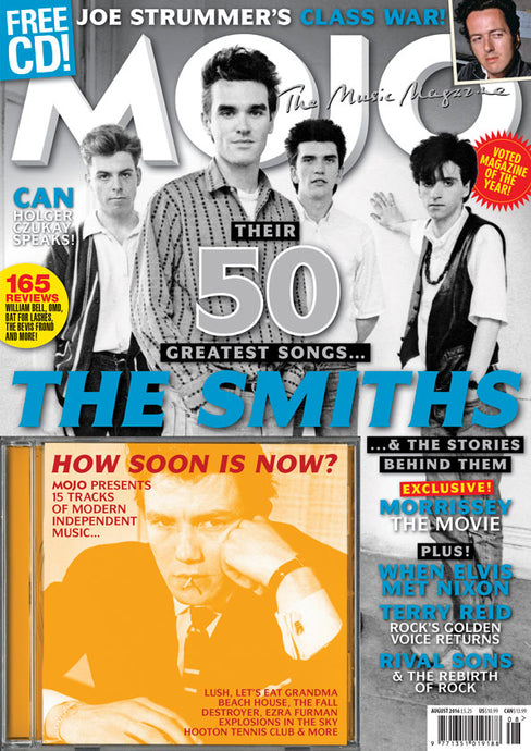 Mojo Magazine Issue 273 (August 2016) - The Smiths