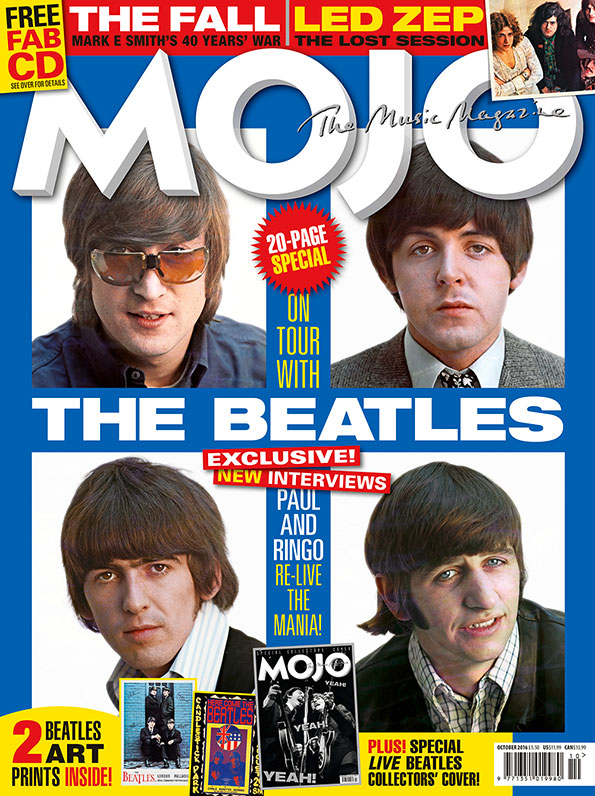 Mojo Magazine Issue 275 (October 2016)