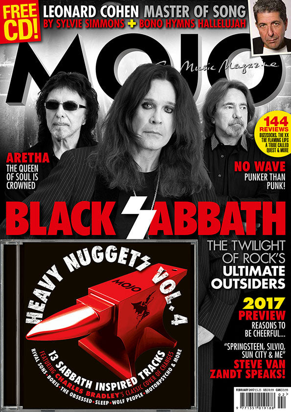 Mojo Magazine Issue 279 (February 2017)
