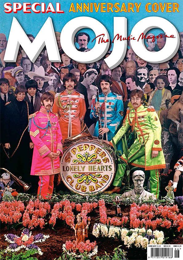 Mojo Magazine Issue 283 (June 2017)
