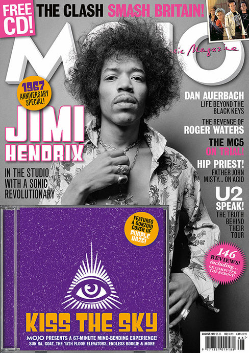 Mojo Magazine Issue 285 (August 2017)