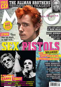 Mojo Magazine Issue 286 (September 2017)