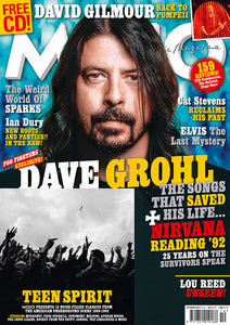 Mojo Magazine Issue 287 (October 2017)