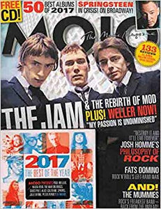 Mojo Magazine Issue 290 (January 2018)