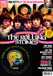 Mojo Magazine Issue 291 (February 2018)