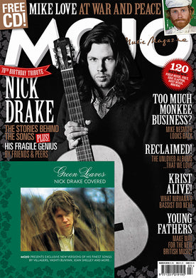 Mojo Magazine Issue 292 (March 2018)