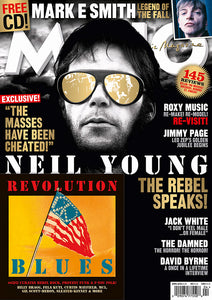 Mojo Magazine Issue 293 (April 2018)